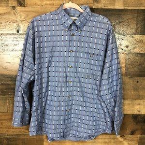 Yves saint Laurent Button Up Shirt